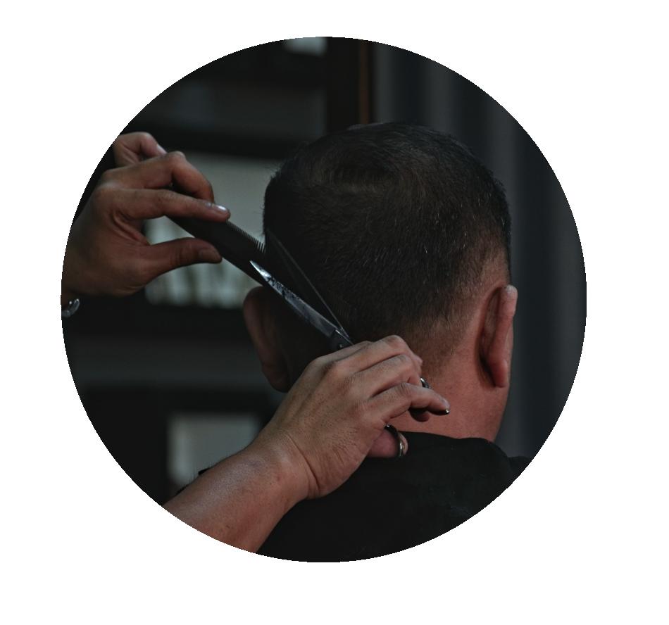 Salon de coiffure haut de gamme